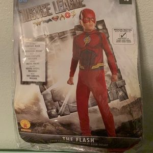 The flash costume justice league
